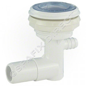 """Cluster Storm Jet Housing  3/4"""" SB x 3/8"""" RB (Thread-in)"""