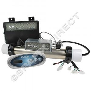 (Pack 1.1) Pack Balboa GS100 2kW + Balboa VL200, 1 pompe sans air
